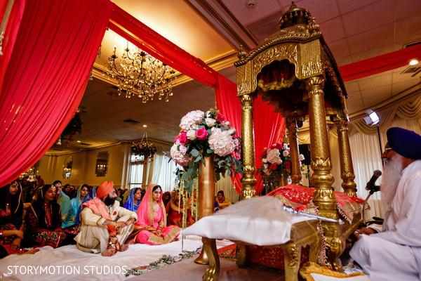 Luxury sikh wedding. in New Rochelle, NY Sikh Wedding by StoryMotion Studios