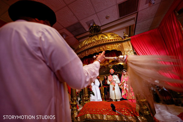 Dream sikh wedding ceremony photography. in New Rochelle, NY Sikh Wedding by StoryMotion Studios