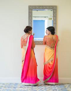 indian sari,indian bridesmaids