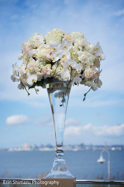 indian wedding floral and decor,outdoor indian wedding decor,floral centerpieces