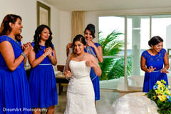 pre-wedding ceremony photography,indian bridesmaids' fashion,indian wedding gallery