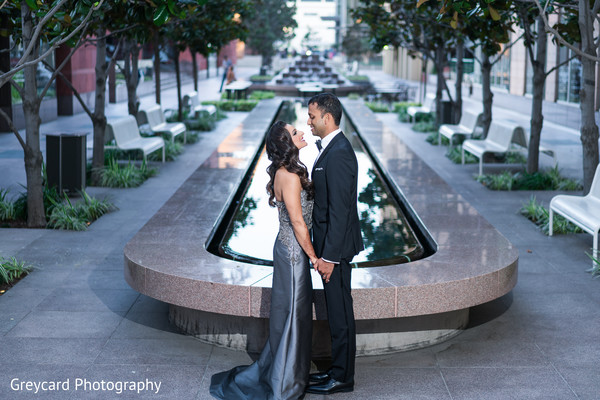Perfect indian bride and groom photo shoot. in Los Angeles, CA Indian Wedding by Greycard Photography