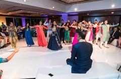 indian pre-wedding celebrations,indian sangeet,dj and entertainment