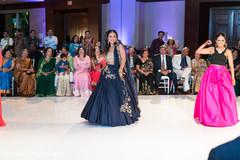 indian bride,indian sangeet,choreography