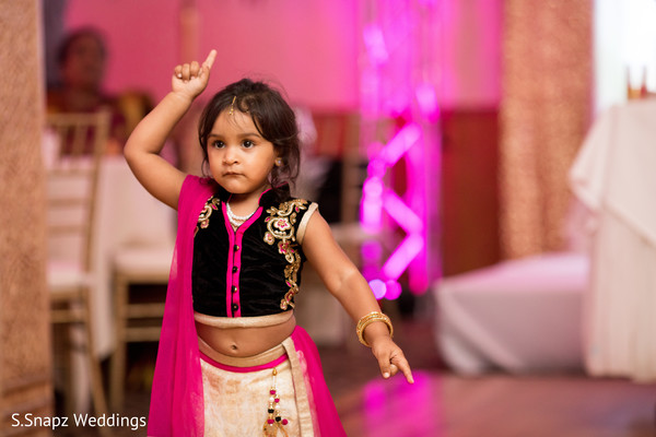Sweetest wedding reception dance. in Long Island, NY Fusion Wedding by S.Snapz Weddings