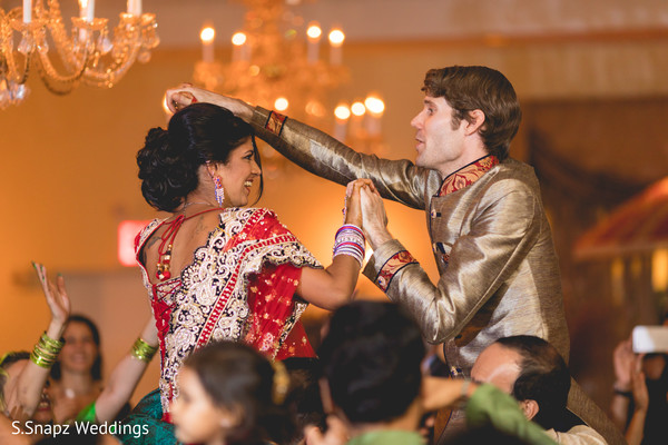 Indian fusion couple. in Long Island, NY Fusion Wedding by S.Snapz Weddings