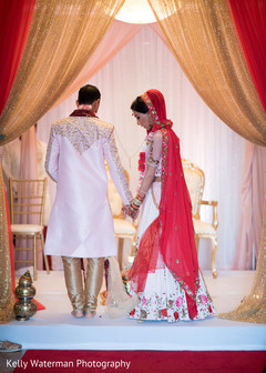 Indian wedding ceremony photography