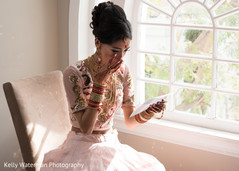indian bridal lengha,indian bride,indian wedding photography