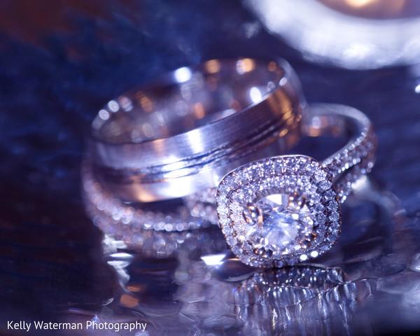 Indian Couple Wedding Rings Photography Photo 109047