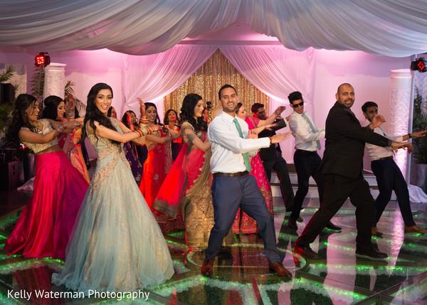 indian bridal fashions,indian fusion wedding reception,indian wedding dance