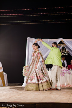 destination wedding reception,indian bride,dj and entertainment