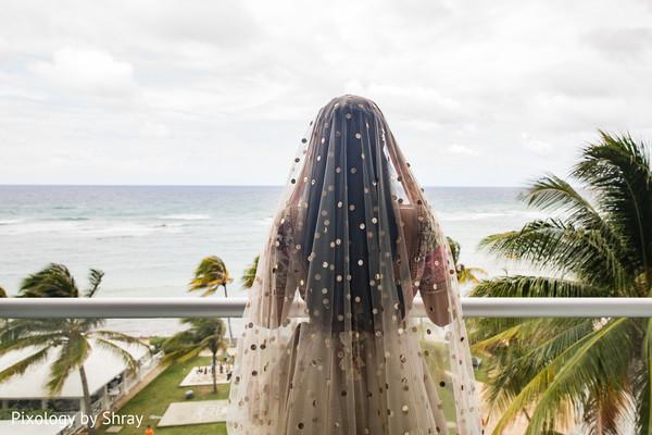 destination wedding photography,indian bride,bridal dupatta