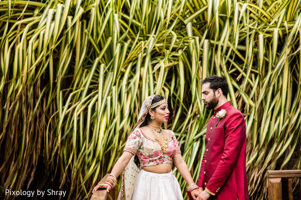 indian bride,indian groom,indian wedding portrait,indian wedding photography