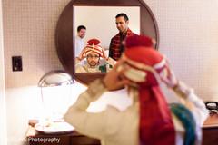 indian groom getting ready,indian groom turban,indian groom sherwani