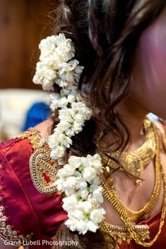 Gorgeous hair garland