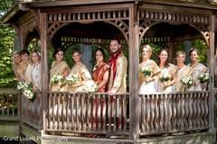 indian bridal lengha,indian bridesmaids,indian bridal bouquet