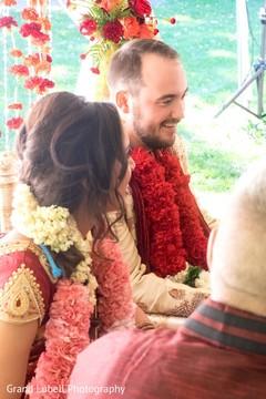 indian bridal lengha,jaimala,garland