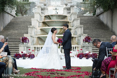 indian fusion wedding ceremony,indian wedding planning and design,indian wedding floral and decor