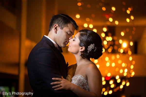 Hearth melting bride and groom capture.