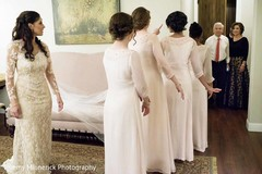 bridesmaids fashion,gown,getting ready