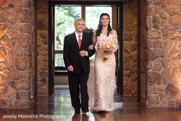 white wedding dress,suit,father of the bride