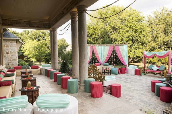 sangeet decor,outdoor sangeet decor