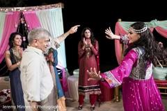 pink lengha,bridal lengha,sangeet