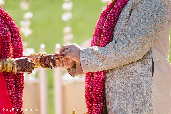 indian wedding ceremony photography,indian groom outfit,wedding rings