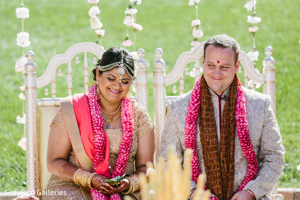 indian bride and groom portrait,indian groom fashion,indian bride lengha