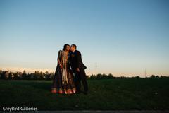 indian bride reception fashion,pre-wedding reception photography,indian groom fashion