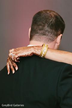 bridal mehndi,bride bangles,indian groom suit