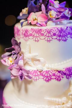 destination wedding photography,indian wedding reception,wedding cake