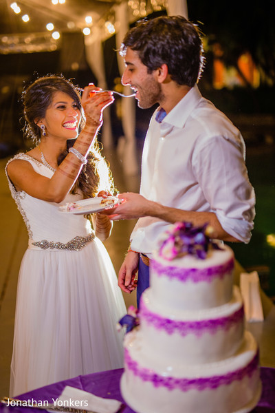 destination wedding photography,indian wedding reception,wedding cake