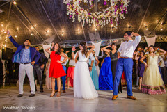 destination wedding photography,indian wedding reception,choreography,dj and entertainment