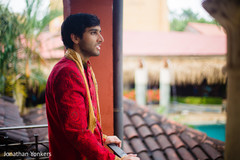 indian groom,sherwani,portrait
