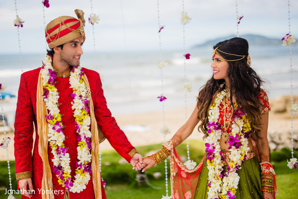 Mind blowing Indian wedding ceremony photography.