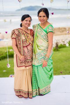 destination indian wedding ceremony,indian bride,indian groom