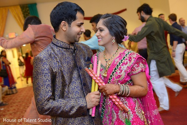 bride and groom,pre- wedding celebrations,garba,dj and entertainment