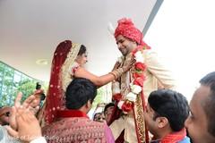 indian wedding,indian bride and groom,pre- wedding celebrations