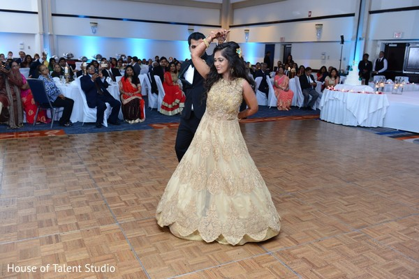 reception fashion,bridal lengha,first dance