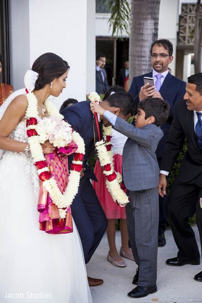 bridal fashion,garlands,wedding traditions