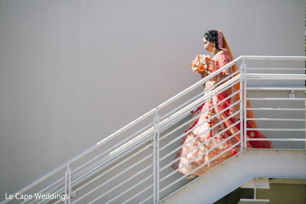 bridal bouquet,indian bride,portrait