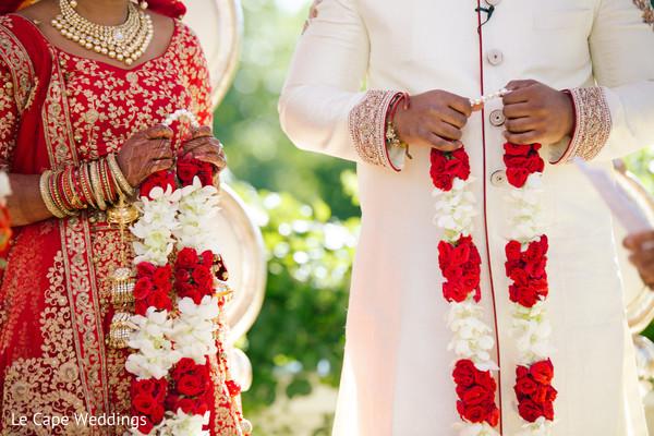 bridal bouquet,indian bride,flower garlands