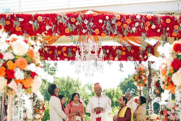 bridal bouquet,indian bride,mandap,floral and decor