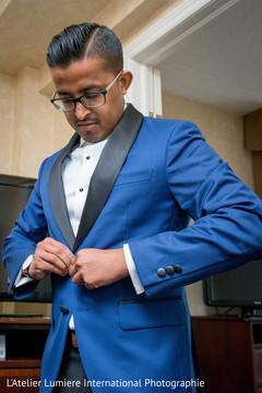blue suit,bright blue tuxedo