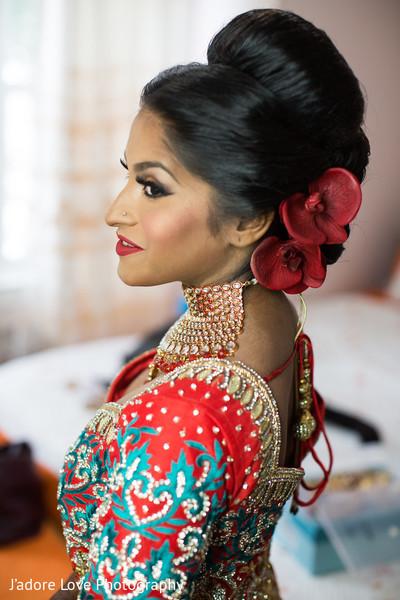 Beautiful bridal hair accessories