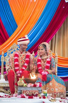 flower garlands,indian wedding