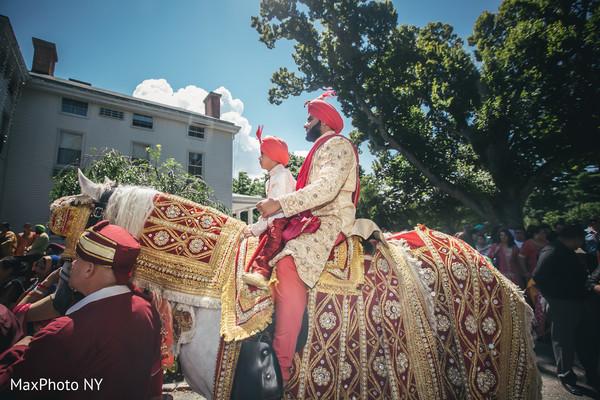 baraat horse,outdoor photography,indian groom turban