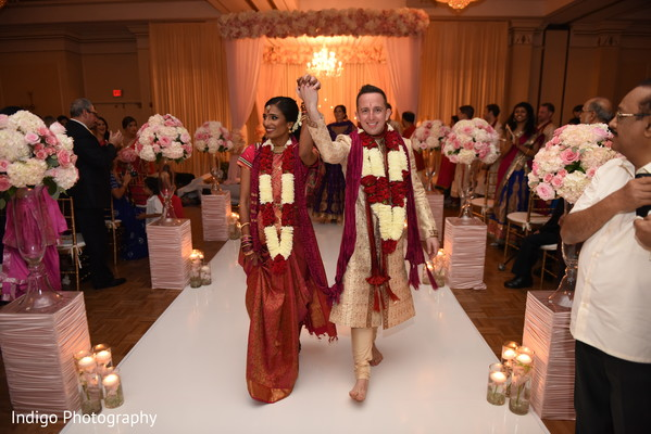 indian wedding ceremony,indian bride,indian groom