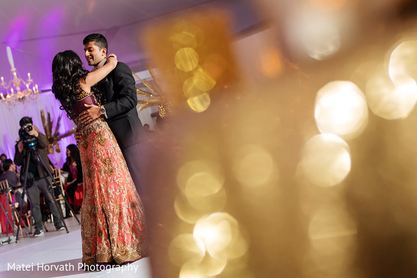 indian bride and groom portrait,indian wedding reception,indian wedding photography